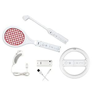 Wii – Starter Pack 6 in 1 Set