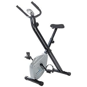 skandika Foldaway X-1000 Lite Fitnessbike Heimtrainer X-bike F-Bike Klappbar...