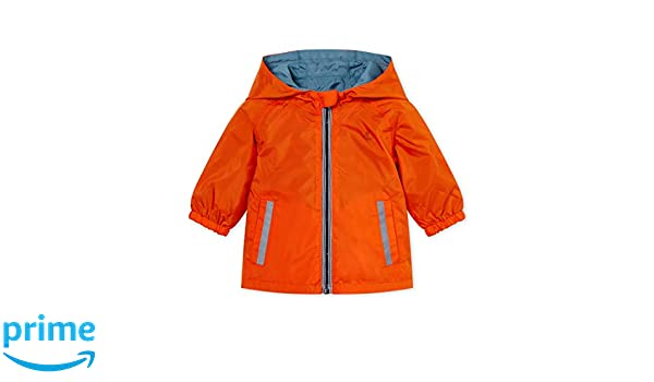 Petit Bateau Baby Boys Bello Rain Jacket