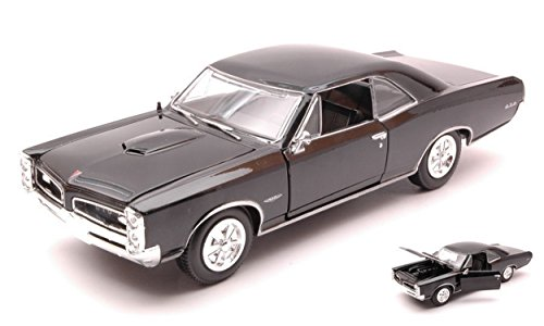 new-ray-ny71883pb-pontiac-gto-1966-black-124-modellino-die-cast-model