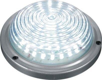 Bajato Lite Green: Lampe LED Toit intérieur prismatique Conception pour Tracteur Camion Remorque Bus Autobus Caravane 12v - 12000501