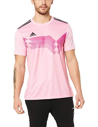 adidas Herren CAMPEON19 Jersey, True pink/Black, L