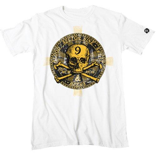 sector-9-t-shirt-taille-xl-dbo-white-01sstr0010-blanc
