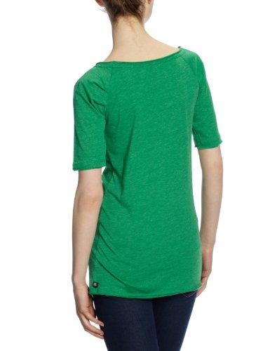 Paul Frank Julius In Japan T-Shirt à manches type raglan pour femme Vert bleu