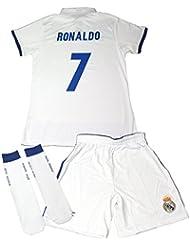 Real Madrid Tenue de football réplique officielle Real Madrid 2016-2017 Ronaldo pour enfant