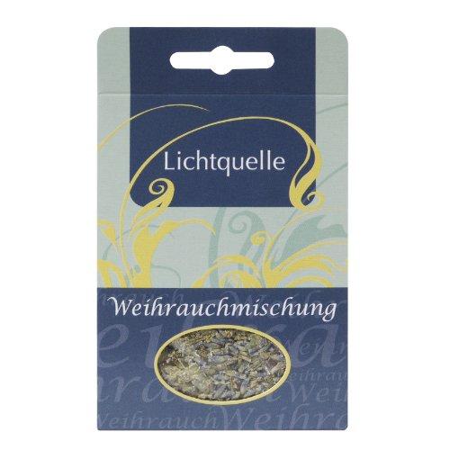 Landkaufhaus Weihrauchmischungen Lichtquelle Weihrauchmischung, 2er Pack (2 x 15 g)