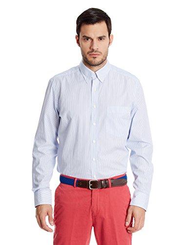 hackett-london-fine-stripe-multi-trim-camicia-da-uomo-multicoloreblanc-bleu-m