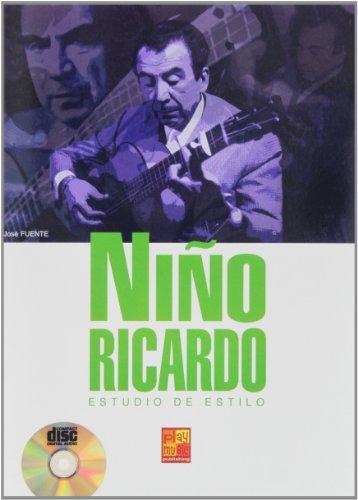 Niño Ricardo (Estudio de estilo) - 1 Libro 1 CD (Play Music España)