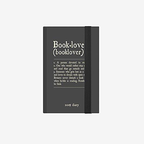 Legami agenda 12 mesi settimanale fotografica mini 12 mesi 2019 - book lover