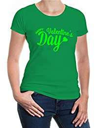 buXsbaum Girlie T-Shirt Happy Valentines Day