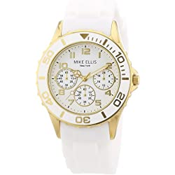 Mike Ellis New York Women's Quartz Watch S2703AGS S2703AGS