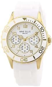 Mike Ellis New York Damen-Armbanduhr XS Analog Quarz S2703AGS