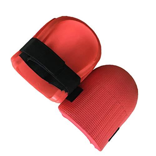 vkospy 1 paio di eva ginocchiere knee protezione esterna sport giardinaggio giardinaggio builder cuscino di supporto