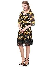Amazon.it  CON - Vestiti   Donna  Abbigliamento b02b40a0dfe