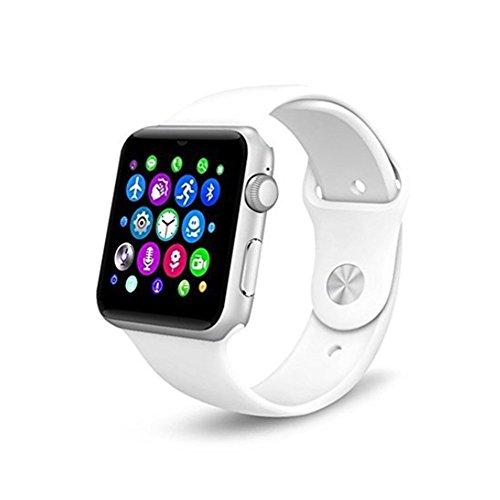 ehootech® Bluetooth SmartWatch Armbanduhr 1,54