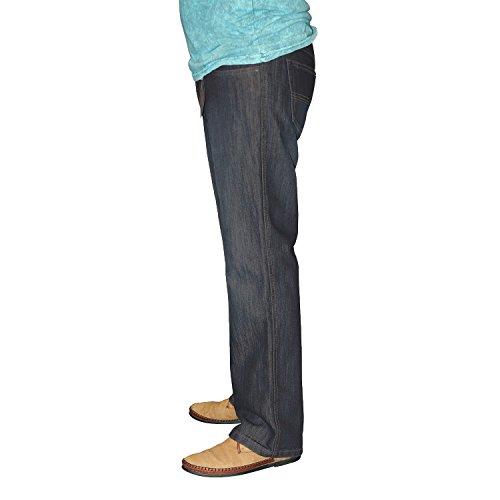 STOOKER - Jeans - Jambe droite - Homme Dark Blue Wash