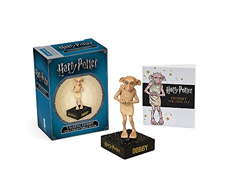Harry Potter Talking Dobby And Book (Miniature Editions) por Vv.Aa