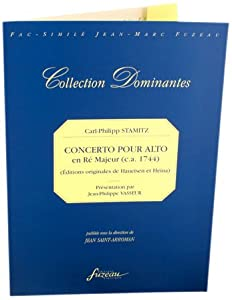 Concerto Viola Viola Main. I. 2Violins, 2clarinets, 2horns, 2alto-viola and Bass.