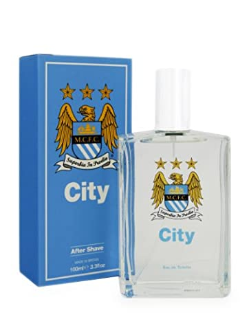Man City 100ml After Shave - Official Licensed