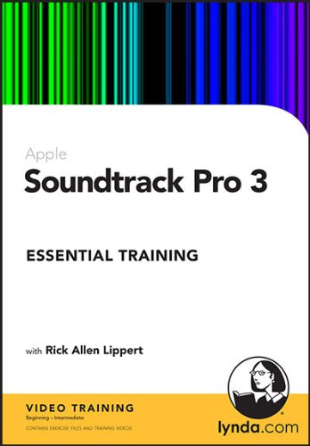 3 Essential Training (Soundtrack Pro 3 Essential Training)