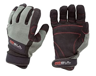 Gul Marine Full Fingered Gloves for Dinghy Sailing, Canoe, Kayak, Watersports by Gul