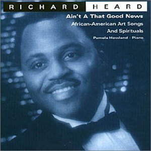 Ain't A That Good News: African-American Art Songs and Spirituals (US Import) - Charles Wc