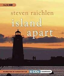 Island Apart Raichlen, Steven ( Author ) Jun-05-2012 Compact Disc
