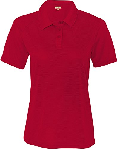 Augusta - Polo - Femme Red