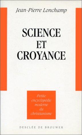 science-et-croyance