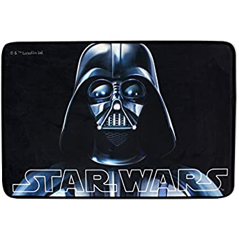 Polyester 40/ x 60/ x 1/ cm Multicolore Star Licensing Wars Tapis