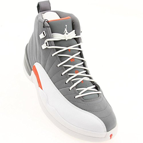 Nike Damen 861660-002 Turnschuhe cool grey/white-team orange