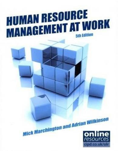 human resource management and good working Human resources managers plan most human resources managers work full time during regular business hours the society for human resource management.