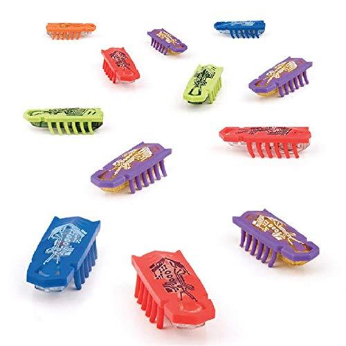 VVVVANKER Elektrische Katze Spielzeug Plastik neckende Katzen zufällige Farbe Roboter Insekt Spielzeug