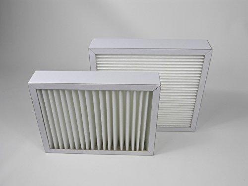 Filtro de repuesto Filtro Set Filtro de aire G4/para Helios KWL EC 270//370/  filtro 2/unidades