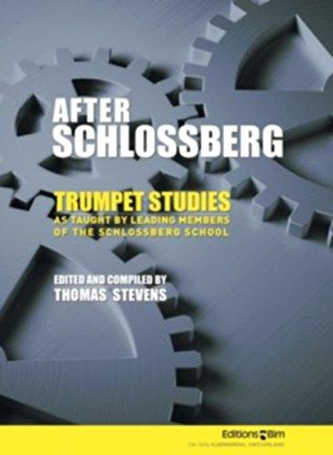 BIM STEVENS THOMAS - AFTER SCHLOSSBERG Klassische Noten Trompete