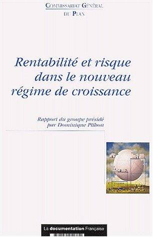 Rentabilité et risque dans le nouveau régime de ...