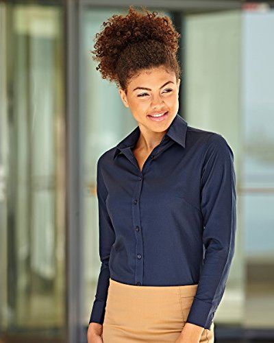 Fruit of the Loom Lady-Fit Shirt S/S Weiß - Weiß