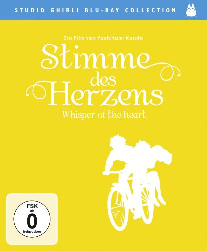 Stimme des Herzens - Whisper of the Heart - Studio Ghibli Blu-ray Collection