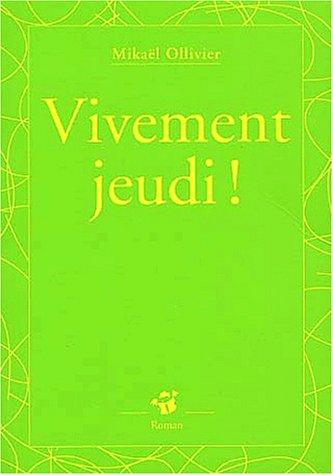 "<a href=""/node/41495"">Vivement jeudi !</a>"
