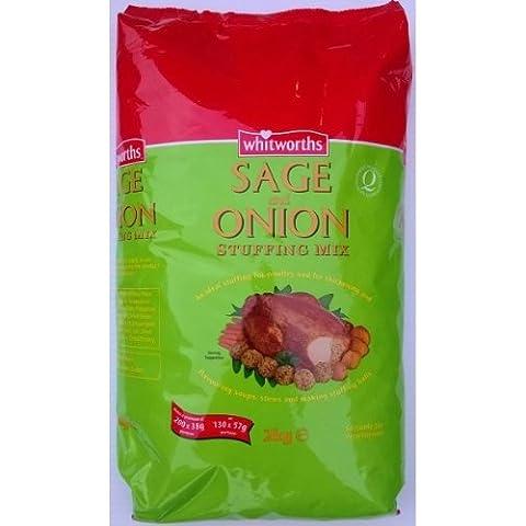Whitworths Sage y el relleno de cebolla Mix - 2kg