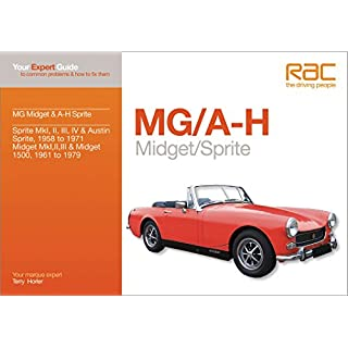 MG/A-H Midget/Sprite: Your Expert Guide to Common Problems & How to Fix Them (Auto-Doc Series)