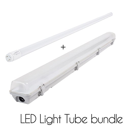 t8-4ft-5ft-led-light-tube-bundle-or-2-18w-24w-150w-halogen-equivalent-and-single-double-tube-housing
