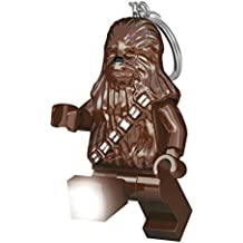 LEGO Lights - Juego de construcción Chewbacca Star Wars (Re:creation IQLGL-KE60) (importado)