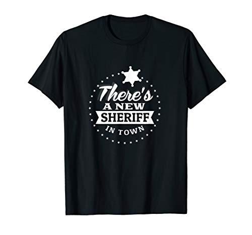 Neuer Sheriff in der Stadt Cowboy Fasching Kostüm Geschenk