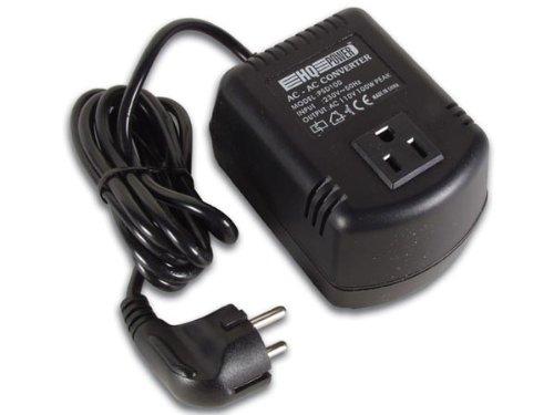 CONVERTIDOR ELECTRICO 220VOLT-110VOLT 100WATT