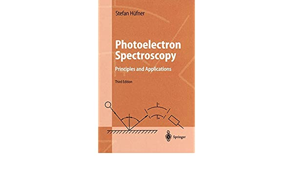 Photoelectron Spectroscopy Principles And Applications Pdf