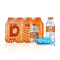 Al Ain Plus , Drinking Water with Added Vitamins D - 330 ml (Pack of 12)