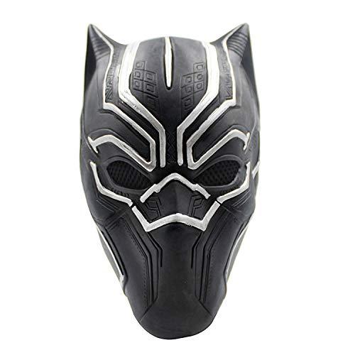 r Mask, Halloween Comic Superheld Gesicht Kostüm Herren Jungen Emulsion Cosplay Prop Kostüm Zubehör,Unisex-OneSize ()