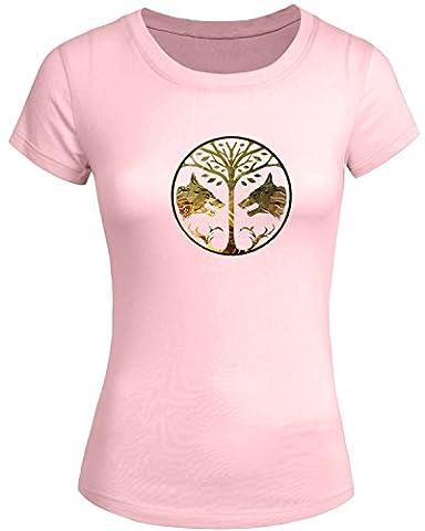 Destiny Iron Banner Logo 2016 For Women's Printed Short Sleeve tops T-shirts