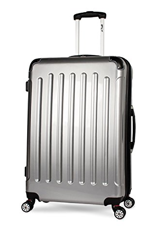 ifly-carbon-racing-hard-sided-large-checked-luggage-silver